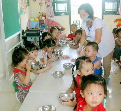 Bắc Ninh - tỉnh đầu tiên hoàn thành phổ cập GDMN 5 tuổi