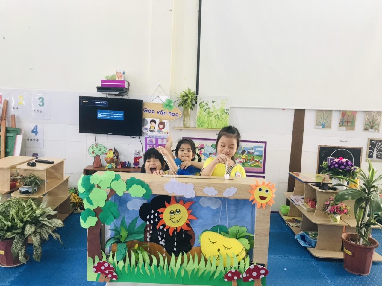 Tháng của những hoạt động chào mừng ngày nhà giáo Việt Nam